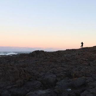 Saturday's sunset at Killalea... it was cold ❄️ & windy 💨 #loveshellharbour #killalea #thefarms #nature #sunsets #nature #mondayitis #winteriscoming